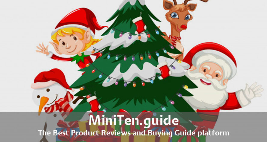 KUUQA Tabletop Christmas Tree review