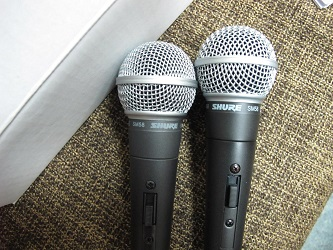 best microphone for voice over 1
