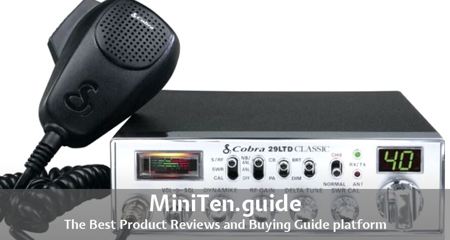 Portable Handheld CB radio and its range